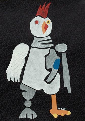 Robot Chicken Modernist