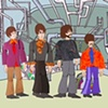 Robot Chicken Beatles sketch