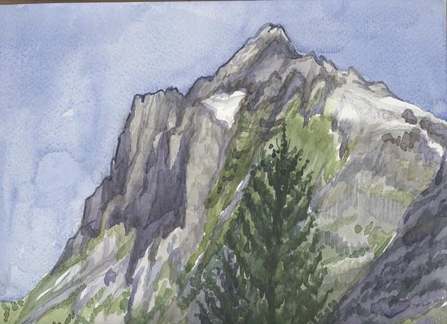 Wetterhorn Mt.