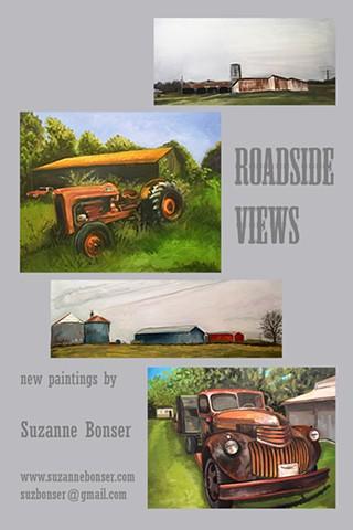 Postcard- Roadside Views