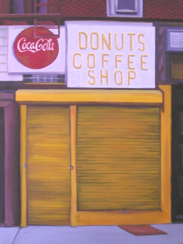 Donut Shop, Brooklyn