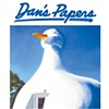 """The Big Duck"" on the cover of Dan's Papers"