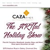 "Caza Sikes  Gallery ""Artful Holiday Show 2017"""
