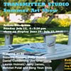 Transmitter Studio Group Show July 12 2015