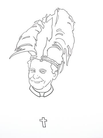 When in Rome  (Pope John Paul II, Africa, 1980)