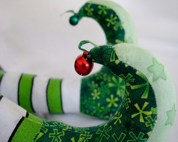 Iffy, Green Shoe Detail