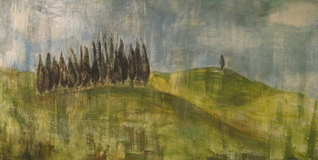 ~Italian Moments (Landscape - Painting)