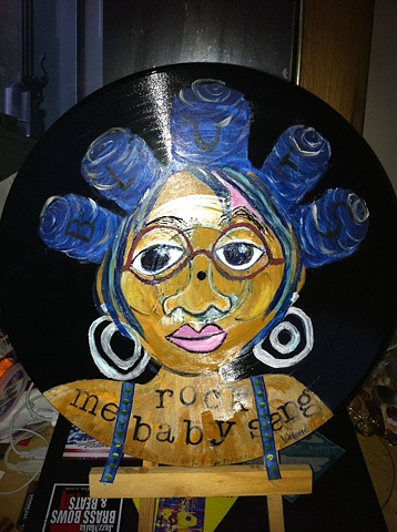 For the Record - Vinyl Record Art