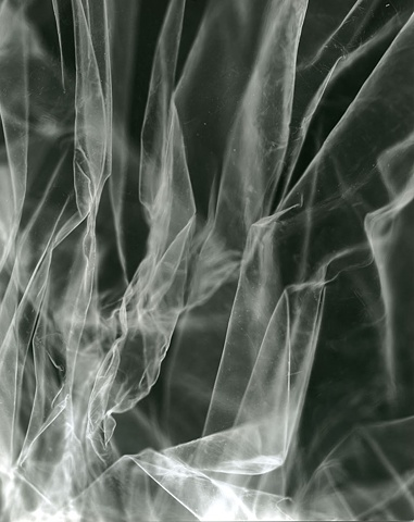 Photogram with plastic