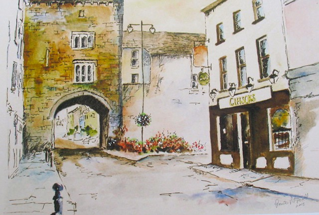 Clonmel,Gleesons, West Gate, Tipperary, Ireland