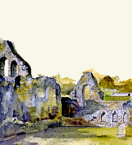 Athassel Abbey  County Tipperary