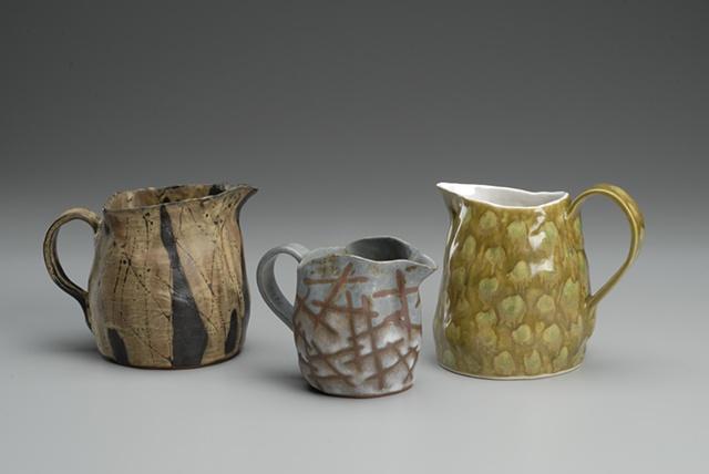 pinch pot pitchers ceramics
