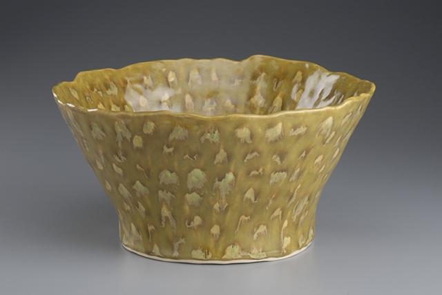 pinch pot bowl ceramics