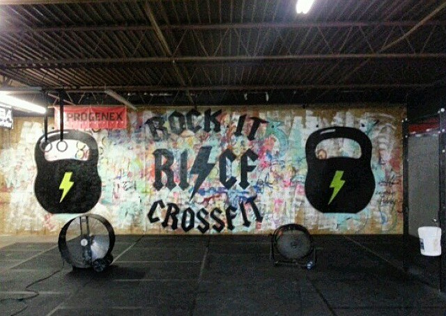 Rock It Crossfit