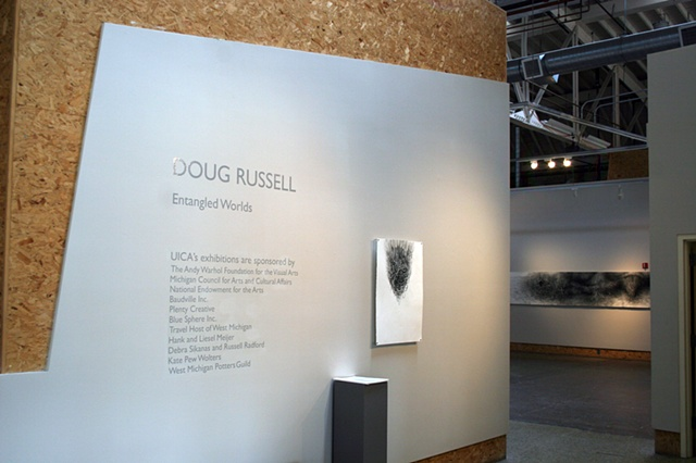 Doug Russell: Entangled Worlds
