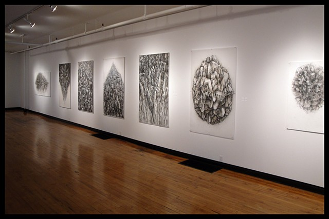 Leedy Voulkos Art Center Solo Exhibition