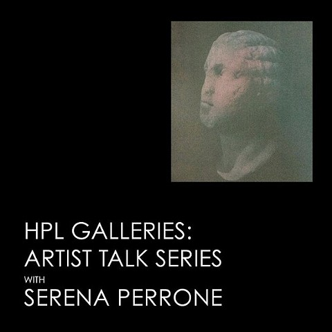 HPL Galleries Artist Talk Series