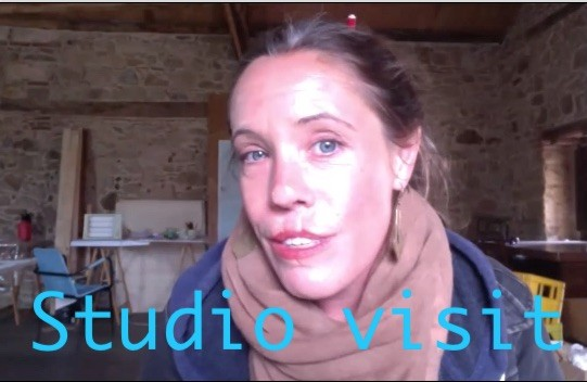 Studio Visit, Tusa Sicily - Hosted by the Jamestown Arts Center
