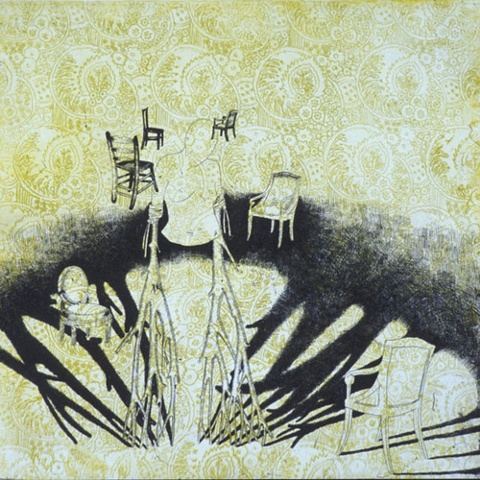 etching, printmaking