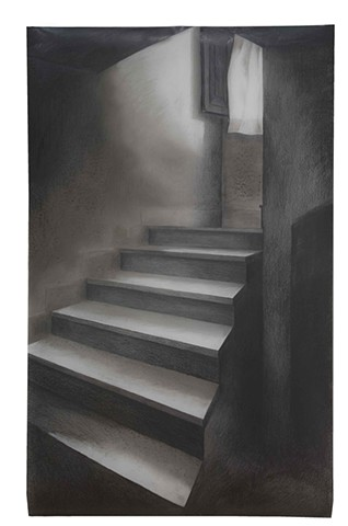 Stairwell Ghost