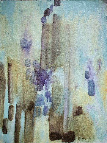 Untitled (lavender mist)