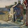 Queen Street, Horbury, West Yorkshire.  Watercolour