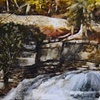 Inglis Falls, Owen Sound, Ontario.