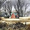 Farmhouse near St Marys, Ontario
