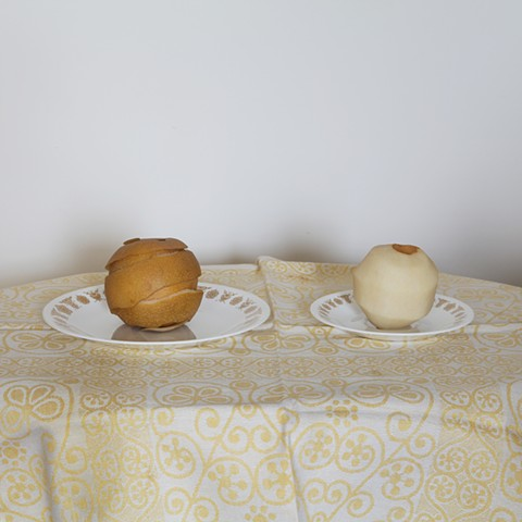 Still Life with Asian Pears