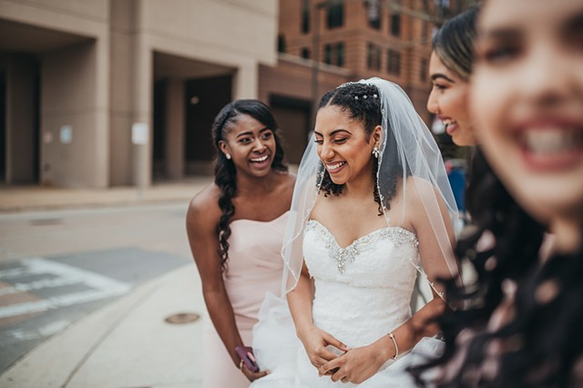 Baltimore wedding photography relaxed bride groom documentary candid photographer