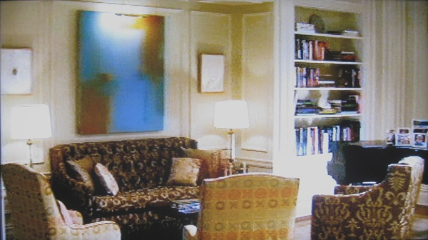 The Nanny Diaries  Julian Jackson painting in the X's apartment