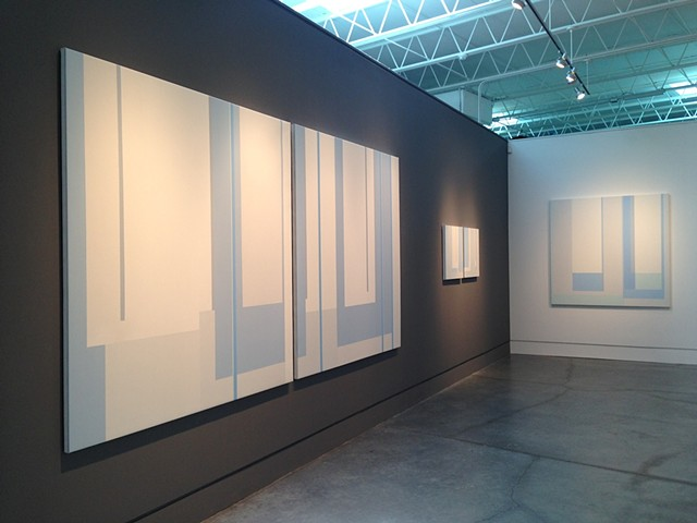 Installation view, Other Rooms, Page Bond gallery, 2015