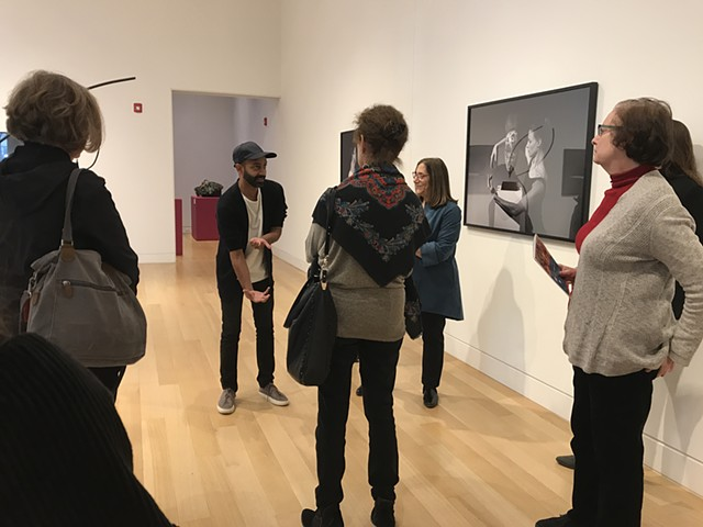 Fall 2018: Brendan Fernandes Tour