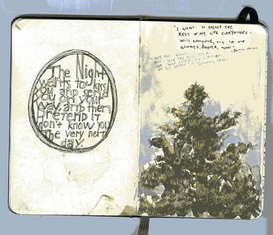 sketchbook page #4
