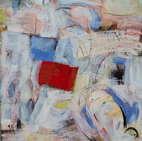 ABSTRACTION IN CANADA, WOMEN PAINTERS, WHITE PAINTINGS