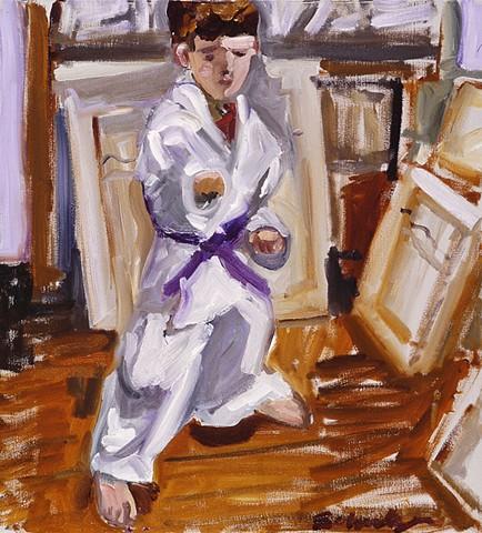 Ben - karate