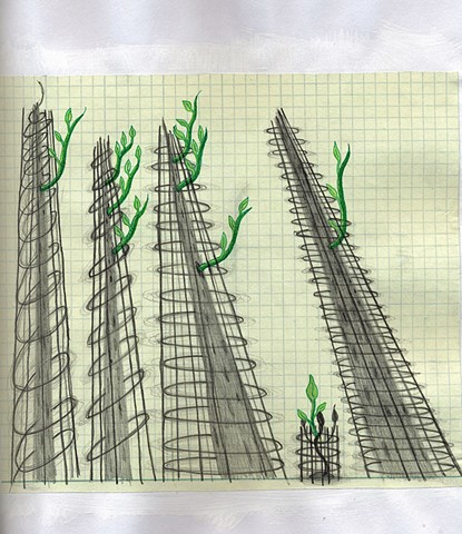 TREE: Ghost Tree: Five Towers