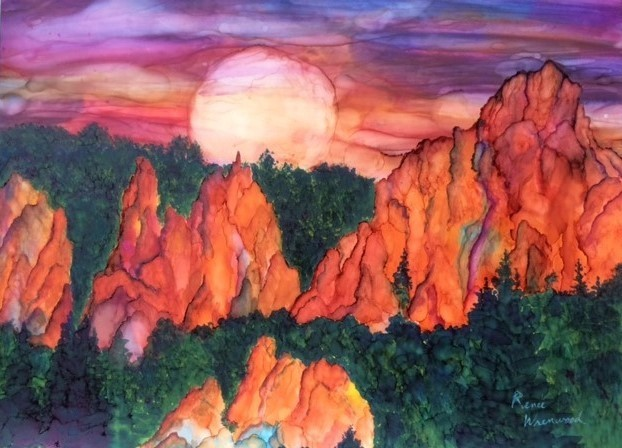 Sunset - Red Rocks