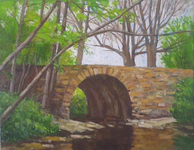 The Stone Arch Bridge