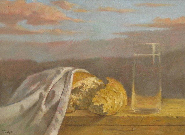 The Bread and Water of Life