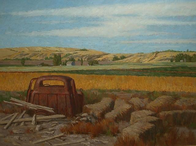 The Golden Field
