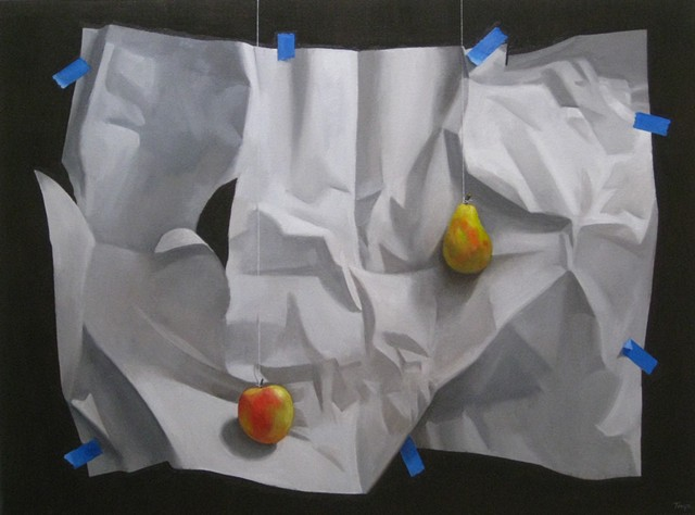Paper, Pear and Apple