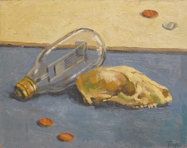 Skull and Bulb