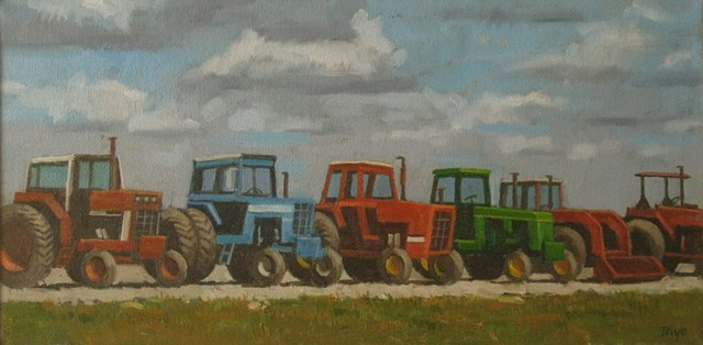 Tractor Auction