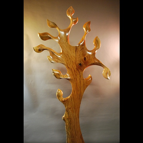 wood sculpture, reclaimed wood, urban forestry