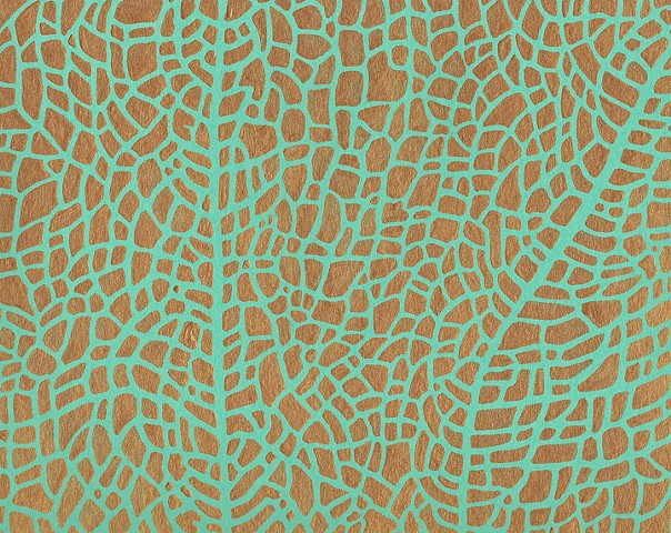 pattern painting nature coral