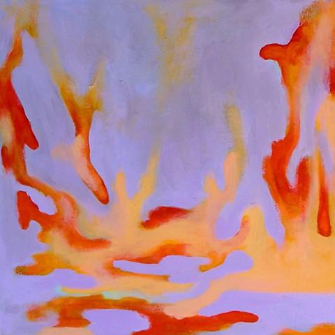 katie's painting