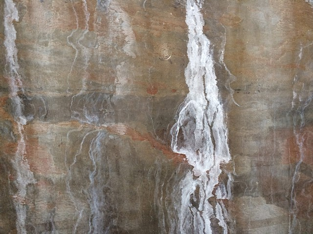 Wall stain