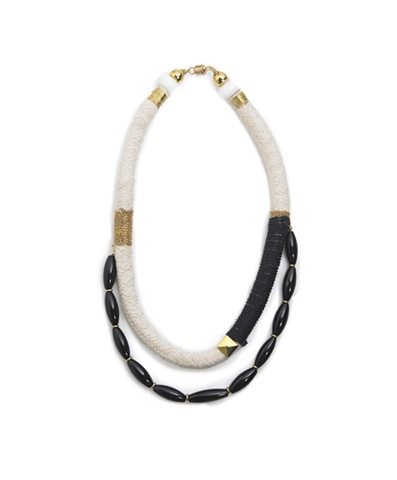 Holy Harlot Jewelry Afrika Rope Necklace