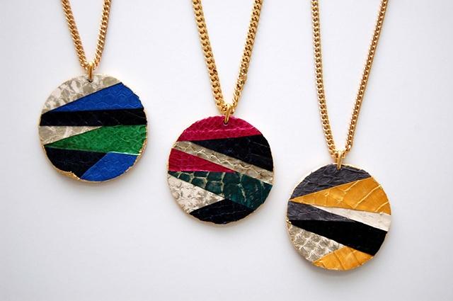 Holy Harlot Jewelry Marant Snakeskin Medallions Isable Marant
